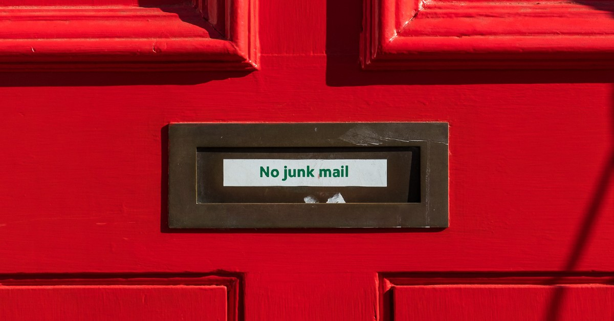How to avoid your emails being marked as spam