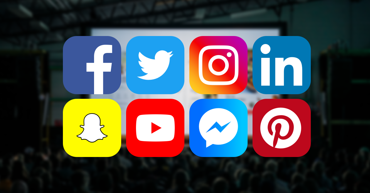 Social media strategy: Event marketing