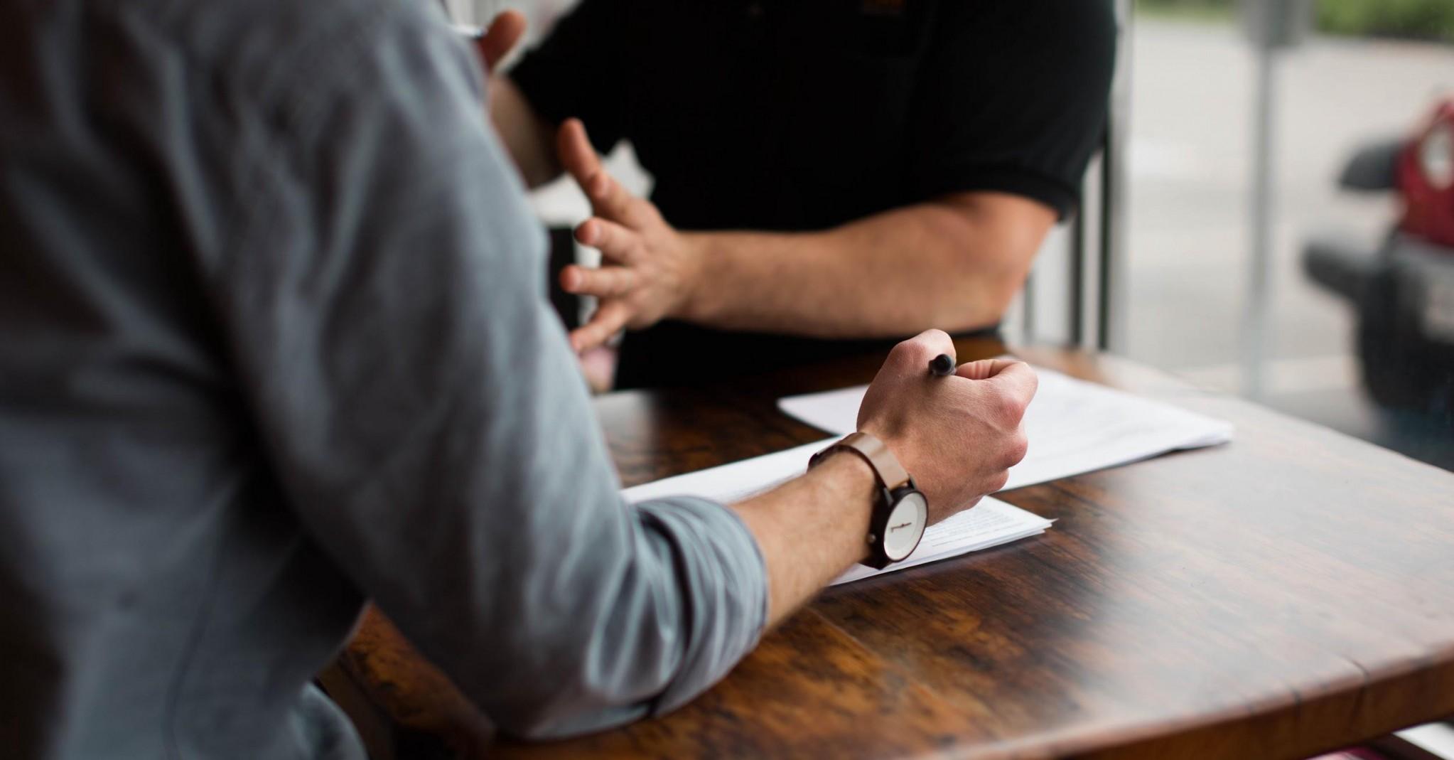 Customer Research Through User Interviews